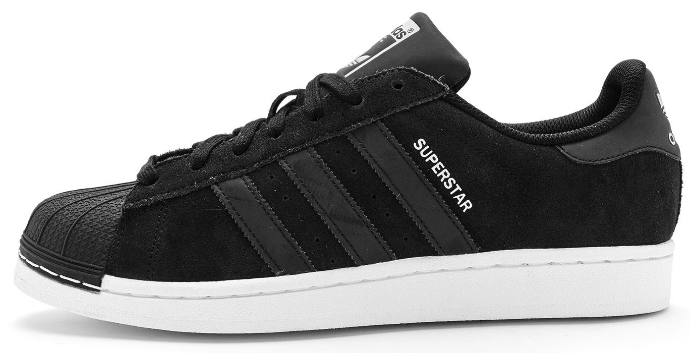 adidas Superstar Leather Trainers os6mMszxO9