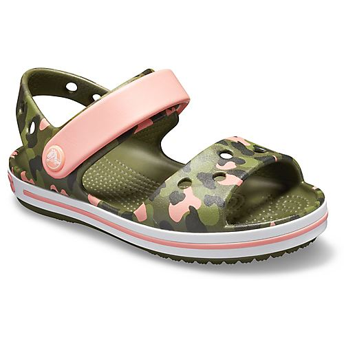 Crocs-Crocband-Kids-Relaxed-Fit-Sandals-12856-in-Wide-Range-of-Colours-amp-Sizes thumbnail 18
