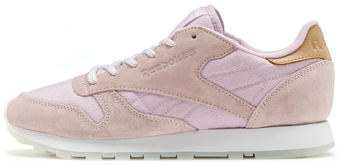 c03ee1304ec Reebok Classic Leather Sea Worn   Spirit Classic Suede Women ...