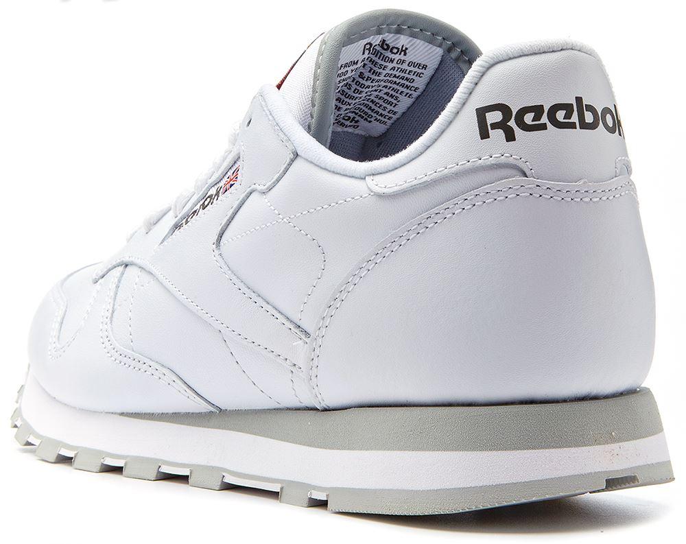 Reebok Zapatillas Blancas Clásicas jGpQes
