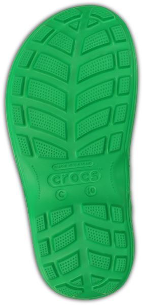 Crocs-Kids-Handle-It-Pluie-Botte-Wellies-en-Bleu-Vert-Rose-Gris-amp-Jaune-12803 miniature 31