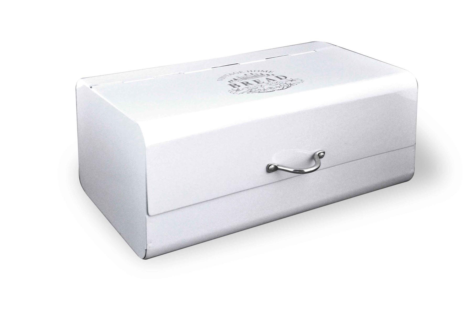 Bread Holder Bin Box Vintage Design Home Kitchen Storage Container ...