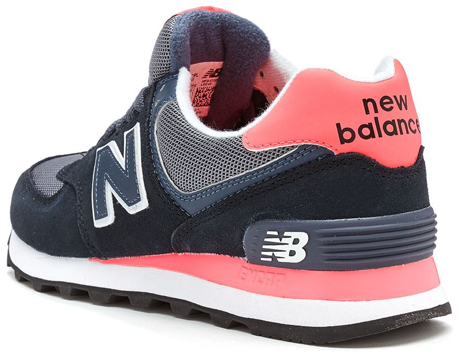 new balance 574 noir femme