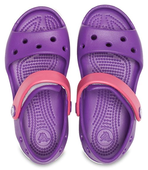 Crocs-Crocband-Kids-Relaxed-Fit-Sandals-12856-in-Wide-Range-of-Colours-amp-Sizes thumbnail 5