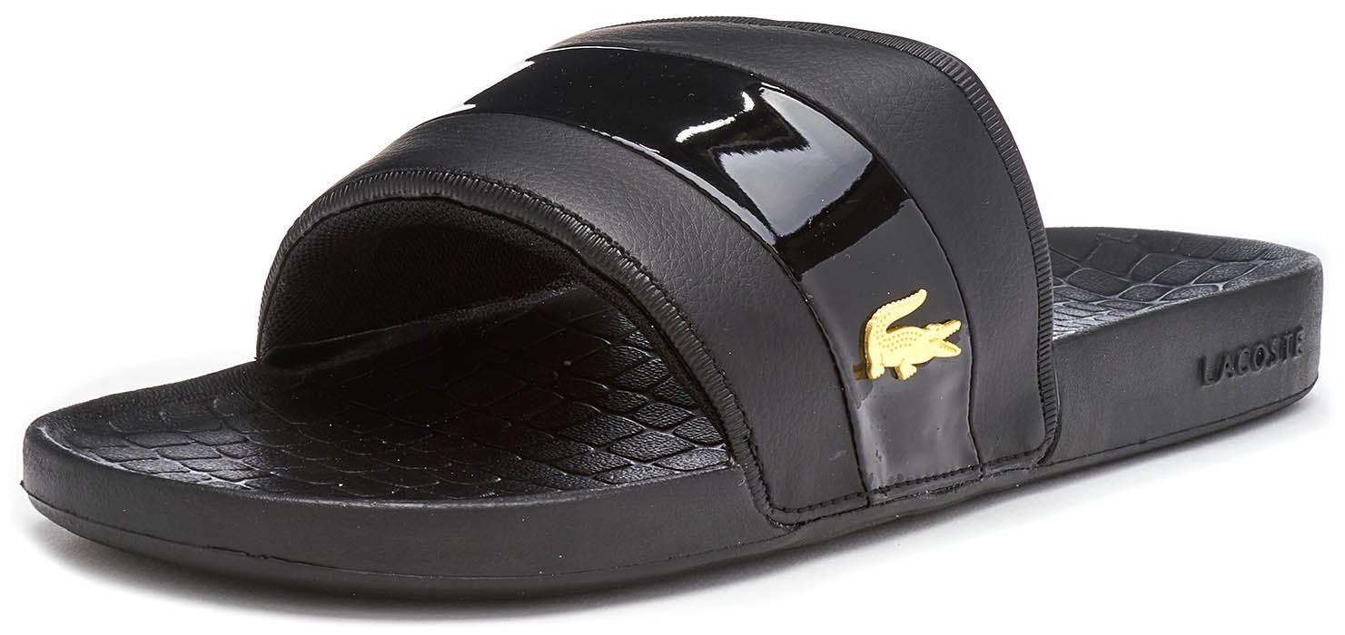 Black Slide DétailsLacoste Blueamp; Fraisier Sandals In Green Deluxe 118 White U Gold kXwOiuZPT