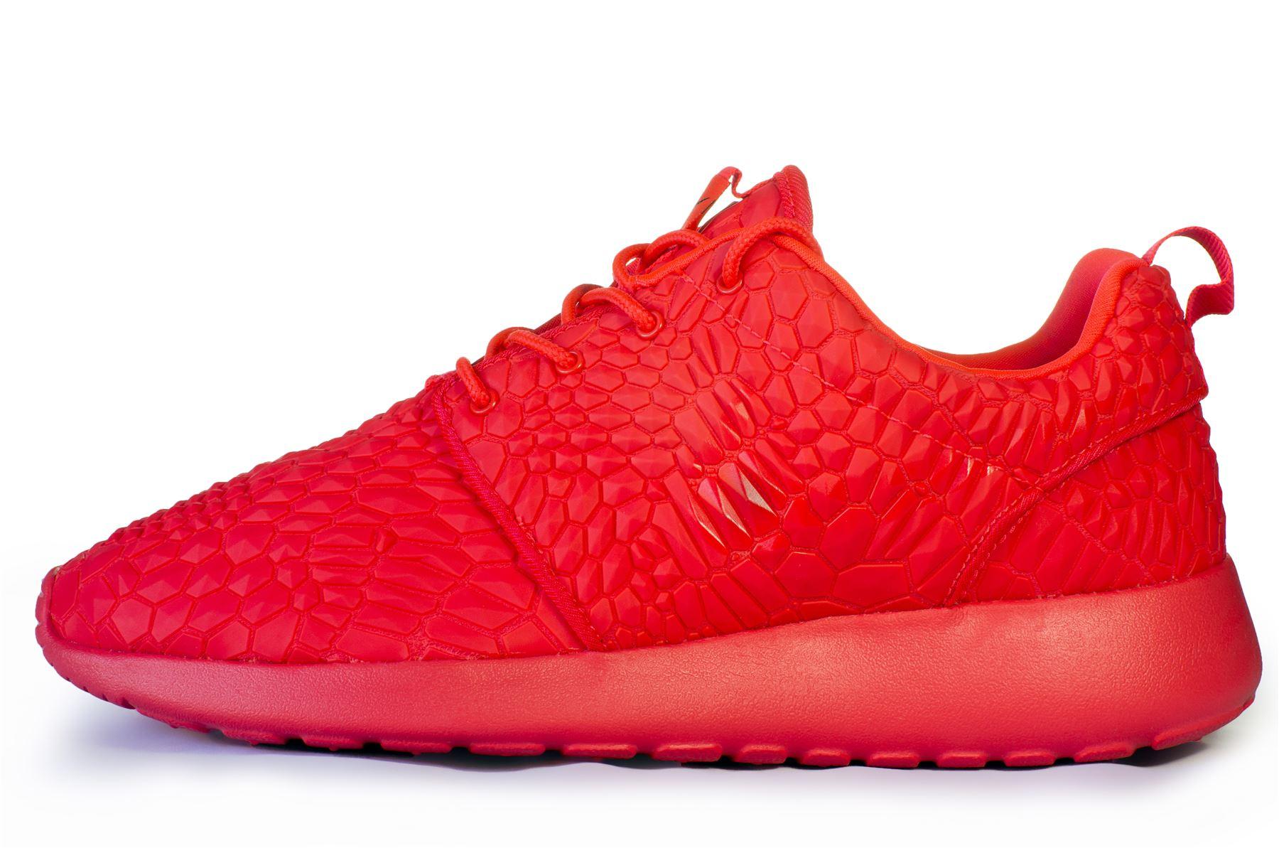 Nike roshe one dmb red womens - Nike Roshe Run One Dmb Women Trainers In Orange Bright Crimson 807460 600