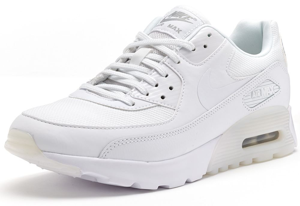 new style e948a c27ad NIKE Air Max 90 Essential Ultra Plush Premium Scarpe Da Ginnastica Sneaker  da donna