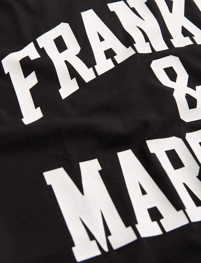 Dettagli su Franklin & Marshall basic classic fit cotone T Shirt in nero, rosso e rosa mostra il titolo originale