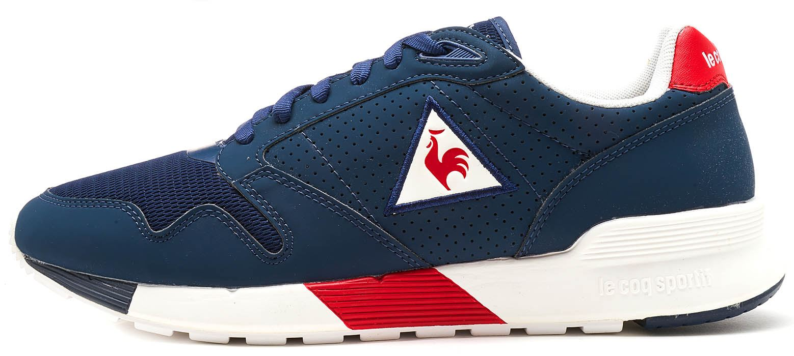 le coq sportif OMEGA X SPORT - Trainers - dress blue F96YE7m