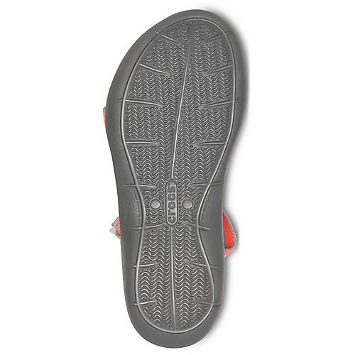 Crocs-Swiftwater-Webbing-Summer-Pool-Beach-Relaxed-Fit-Adjustable-Sandals thumbnail 10