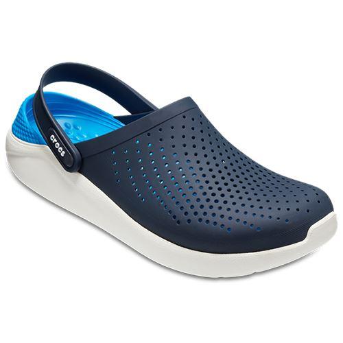 Crocs-Lite-Ride-Relaxed-Fit-Clog-Shoes-Sandals-Black-Grey-White-amp-Blue-204592 thumbnail 30