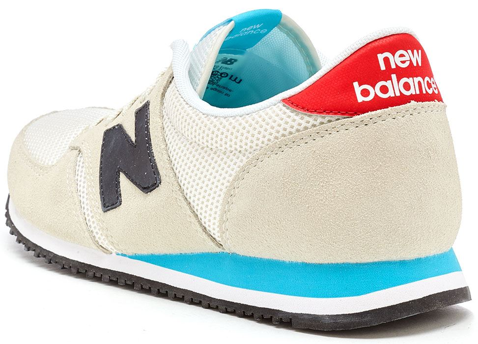 new balance u420. new balance 420 classic trainers in white \u0026 black u420 wkr