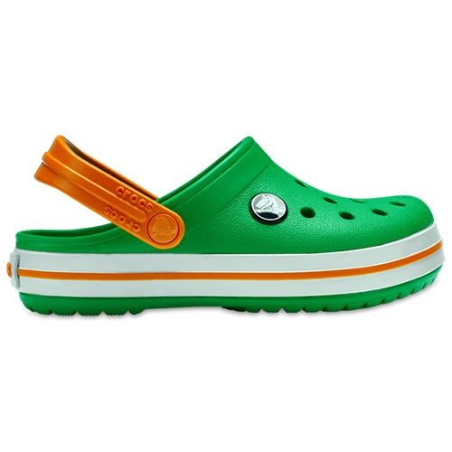 Crocs-Crocband-Kids-Relaxed-Fit-Clog-Shoes-Sandal-Wide-Range-of-Colours thumbnail 32