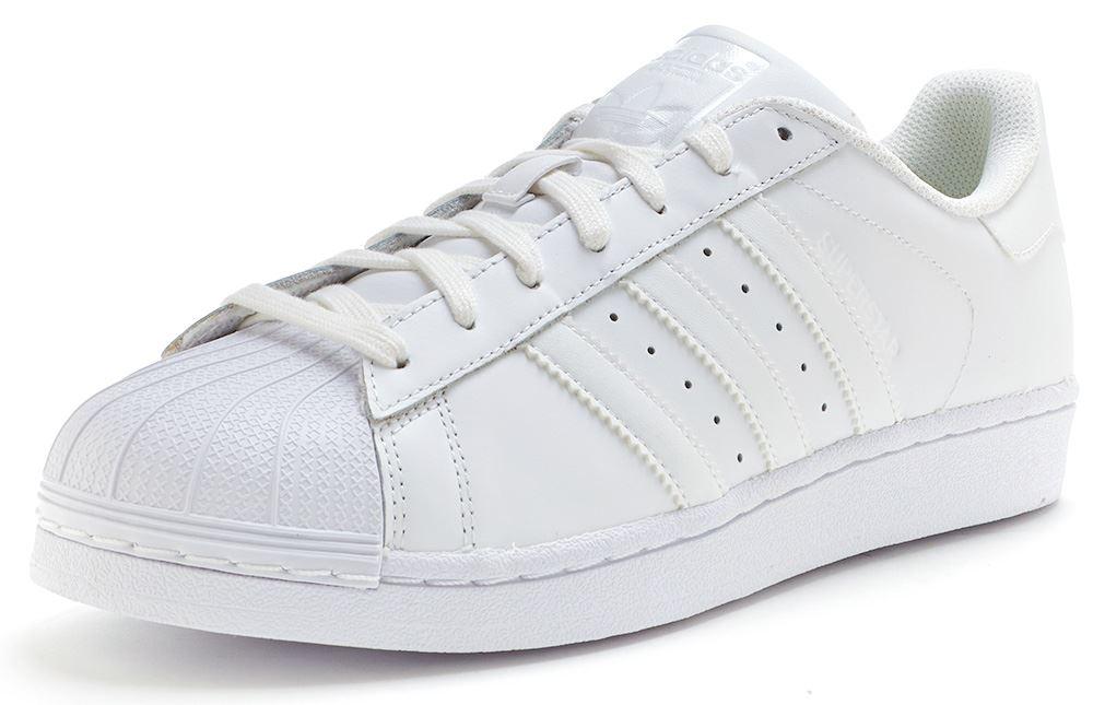 buy popular 773ad d2a99 Adidas Originals Superstar instructores en base blanco B27136