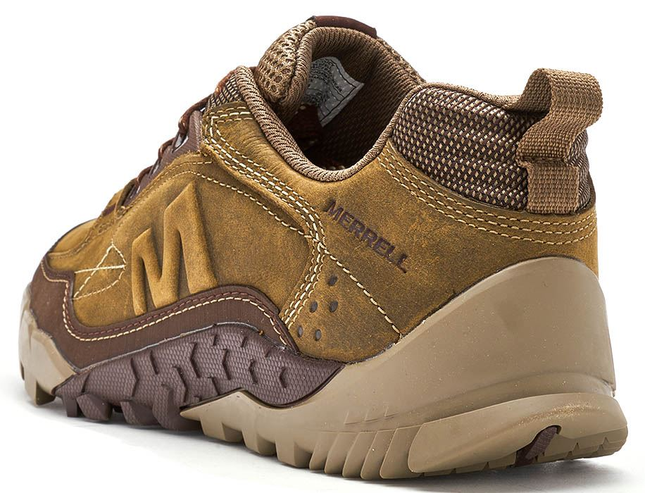 Merrell-Annex-Track-Low-Trainers-in-Cloudy-amp-Clay-Brown-amp-Sodalite-Blue thumbnail 12