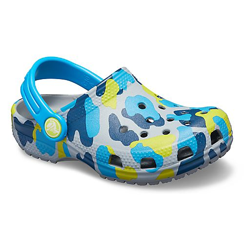 Crocs-Classic-Graphic-amp-Drew-Barrymore-Kids-Clogs-Shoes-Sandals-in-Wide-Colours thumbnail 16