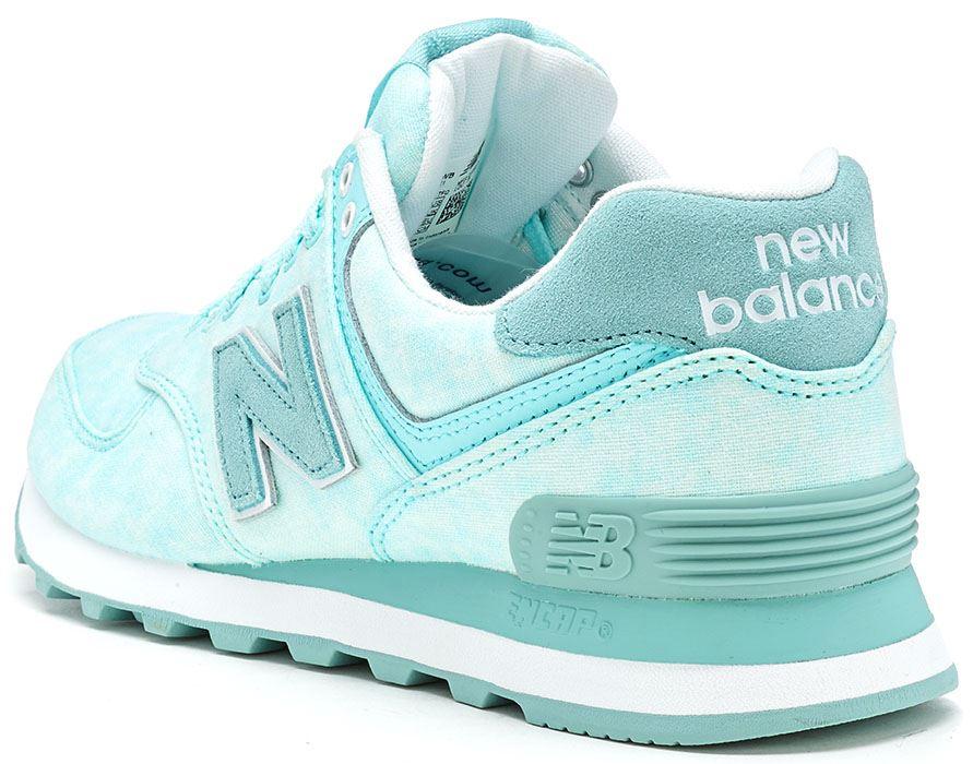 new balance light blue 574