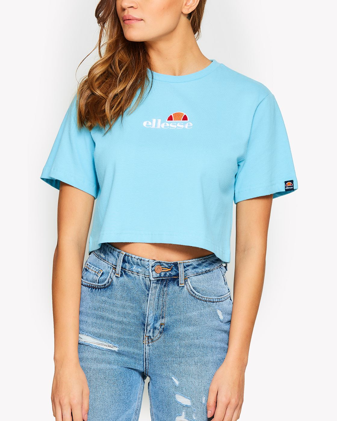 Ellesse-End-of-Line-Clearance-Sale-Bargain-Womens-Tops-T-Shirts-Free-UK-Ship thumbnail 22