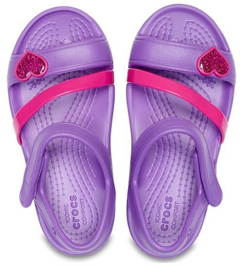 3792d82b1f0b Crocs Kids Lina Sandals Relaxed Fit in Wide Range of Colours 204030 ...
