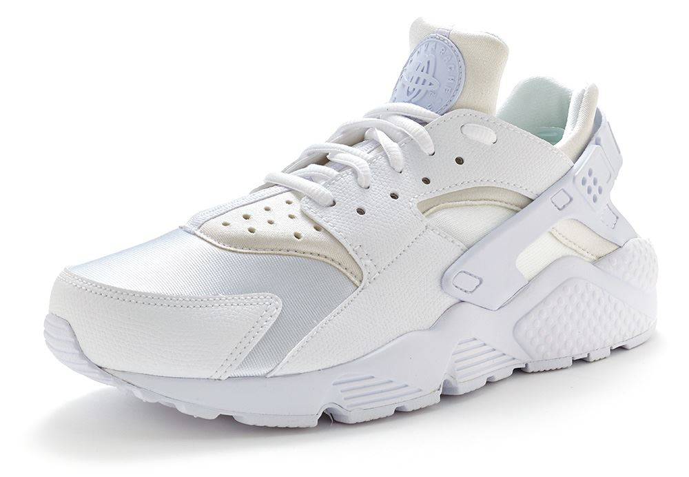 388a62dbfe5bb Nike Air Huarache femmes formateurs en blanc 634835 108. Description  Chaussures ...