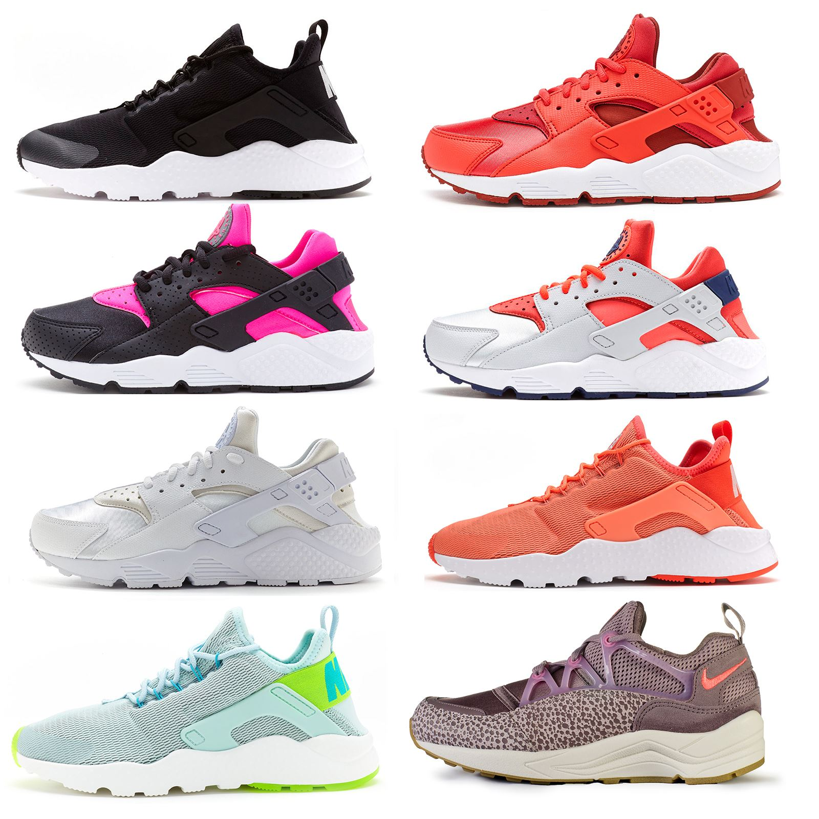 timeless design f56ba f7e13 Details about Nike Air Huarache Women Running Trainers in All Sizes