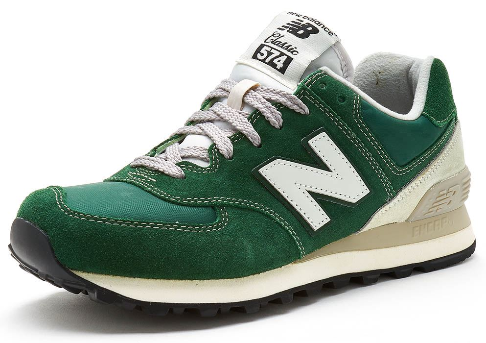 mens new balance 574 green