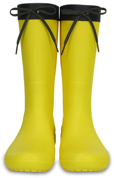 Crocs Freesail Wellington Rain Roomy Fit Women Wellington Freesail Boots 203541 3235c1