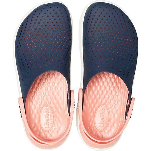 Crocs-Lite-Ride-Relaxed-Fit-Clog-Shoes-Sandals-Black-Grey-White-amp-Blue-204592 thumbnail 19