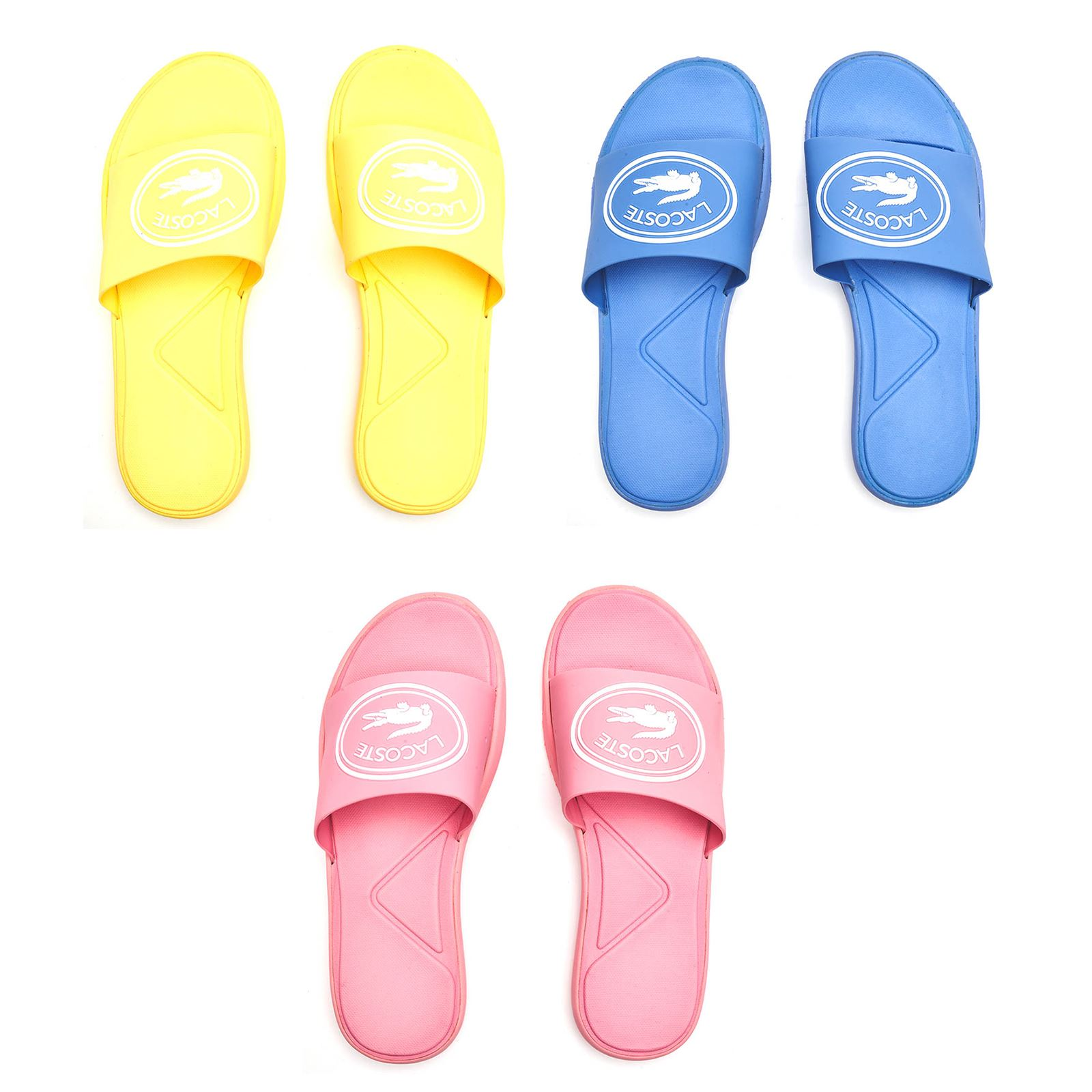 119 Cfa In L Slide 2 Playa Piscina 30 Lacoste Azul Pastel Sandalias wn0k8OP