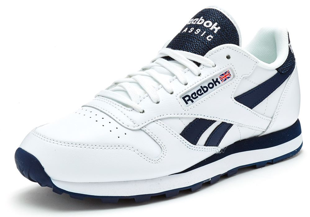"647965b1eda ... POP SC ""Club Blue"" Men-Reebok-Classic-Leather-Suede-Nylon-Retro-Trainers-  ..."