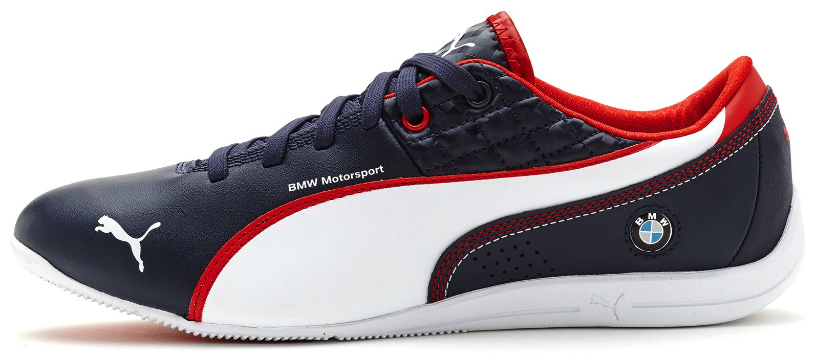 Puma Bmw MS 30548301 bianco scarpe basse