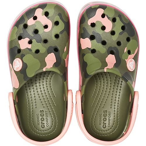 Crocs KIDS CROCBAND Plateforme sabots