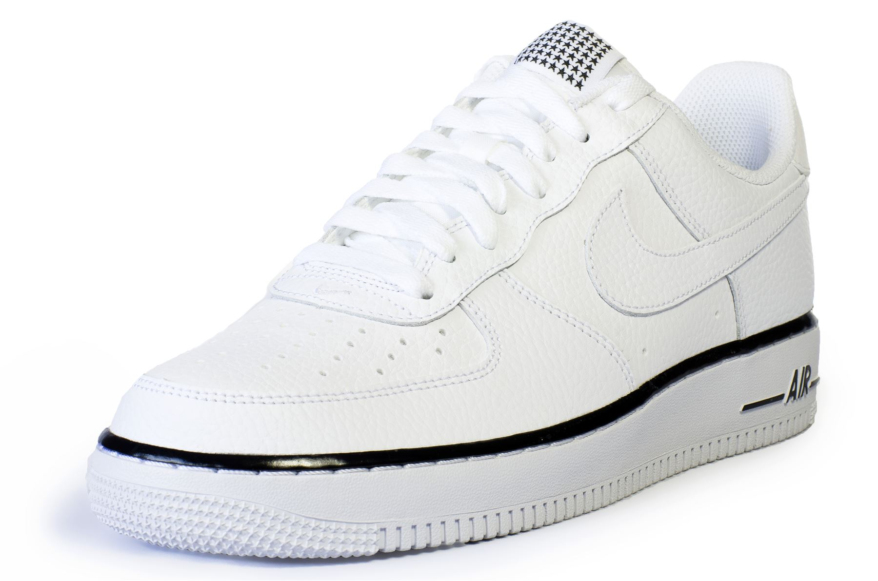 new style 7e044 f2928 Mens-Nike-Air-Force-1-039-07-Leather-