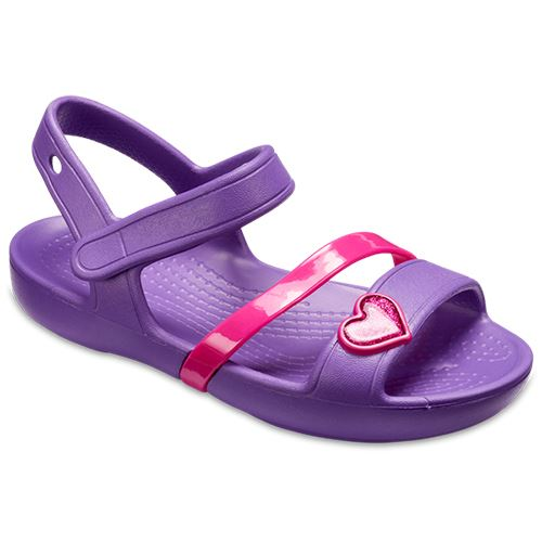 cf40272e9 Crocs Kids Lina Sandals Relaxed Fit in Wide Range of Colours 204030 ...