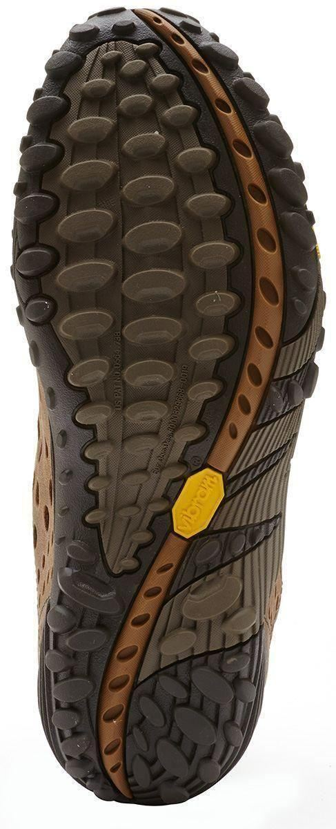 Merrell-Intercept-Hiking-Shoes-in-Moth-Brown-amp-Blue-Wing-amp-Black thumbnail 13