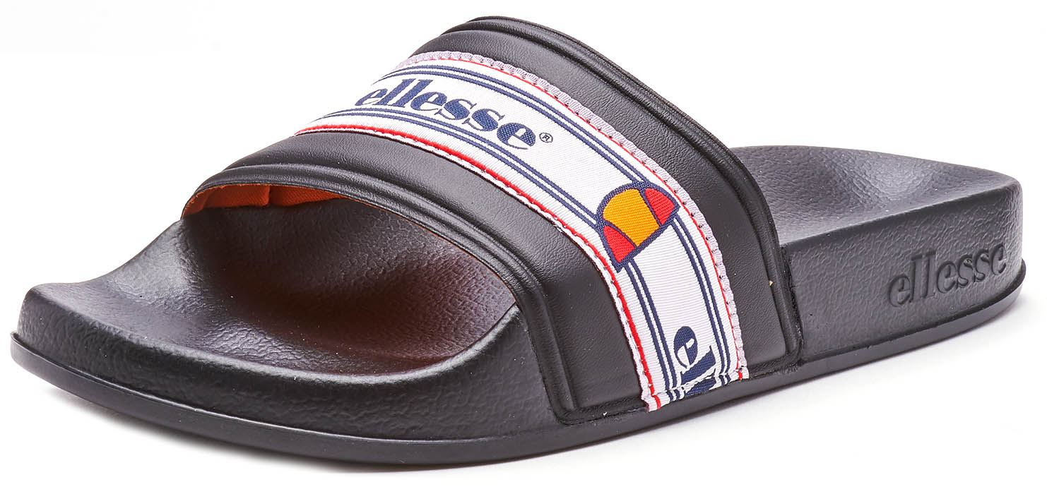 d1ae736da4d3 Ellesse Filippo TP Women Beach Pool Slides Summer Sandals in White ...