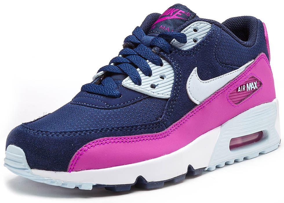 low priced 4686a 3a610 ... Nike-Air-Max-90-amp-Zero-GS-Fashion- ...