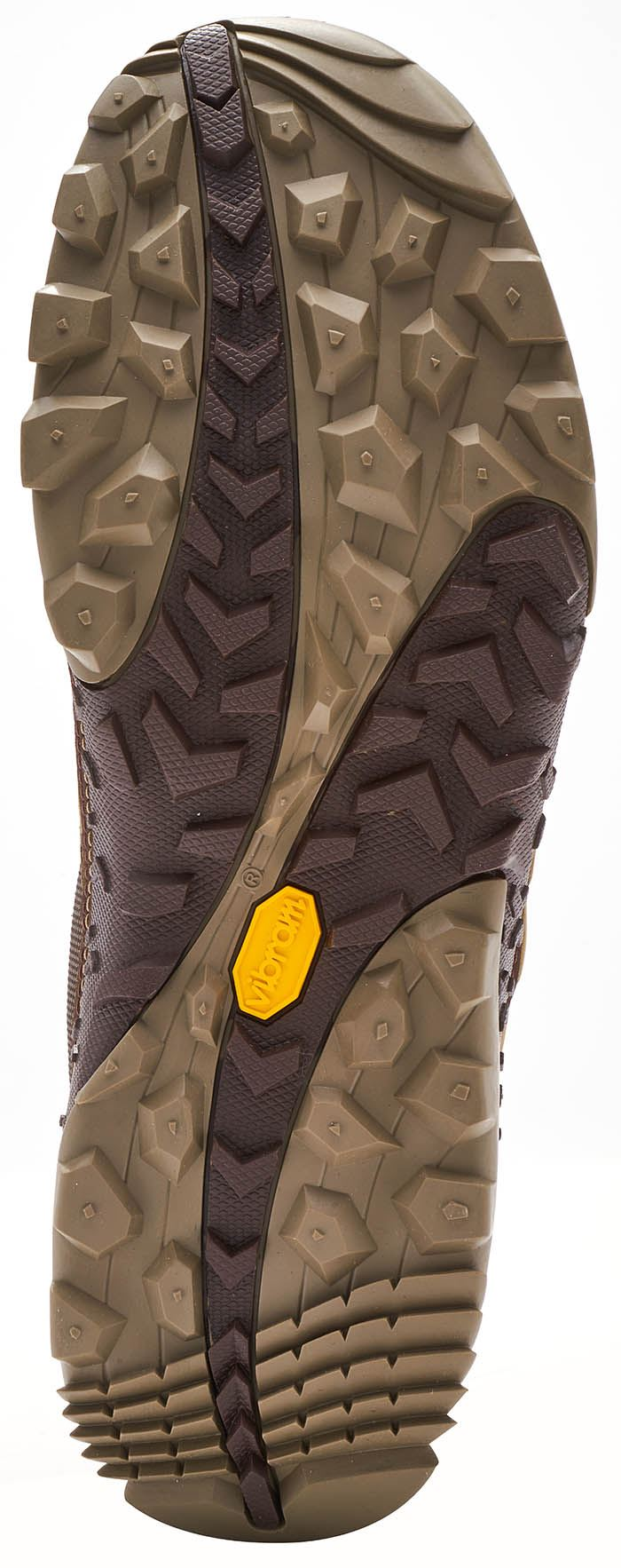 Merrell-Annex-Track-Low-Trainers-in-Cloudy-amp-Clay-Brown-amp-Sodalite-Blue thumbnail 13