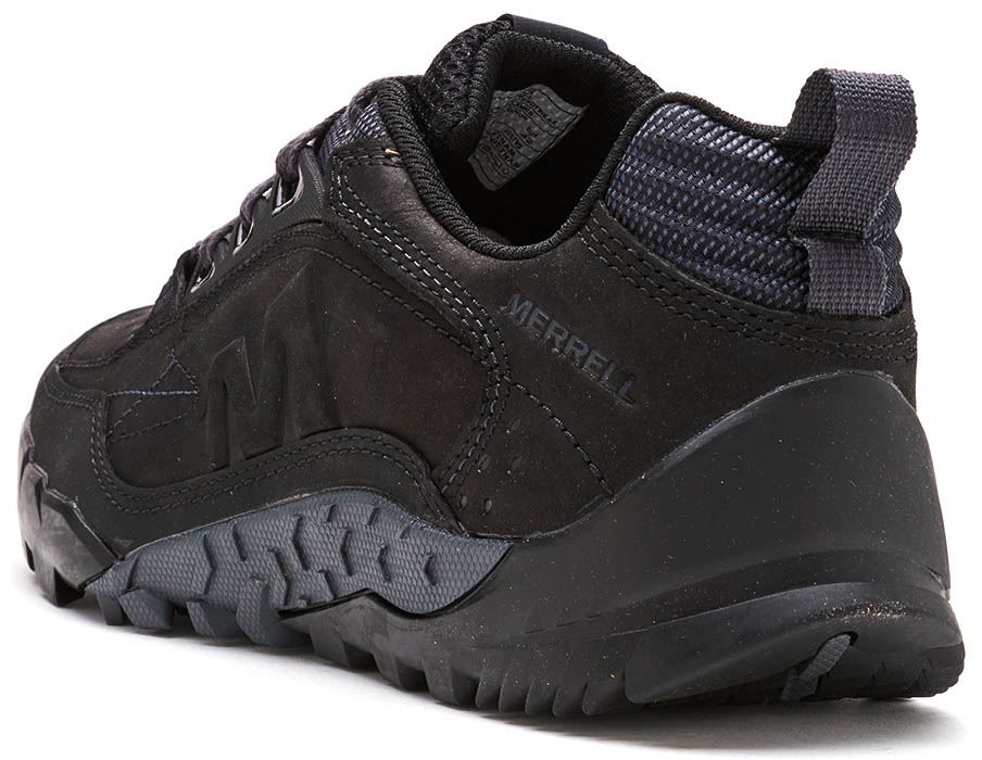 Merrell-Annex-Track-Low-Trainers-in-Cloudy-amp-Clay-Brown-amp-Sodalite-Blue thumbnail 4