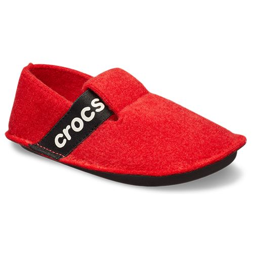 Crocs-Classic-Kids-Relaxed-Fit-Cozy-Slippers-Slip-On-Warm-Winter-Sandals thumbnail 16