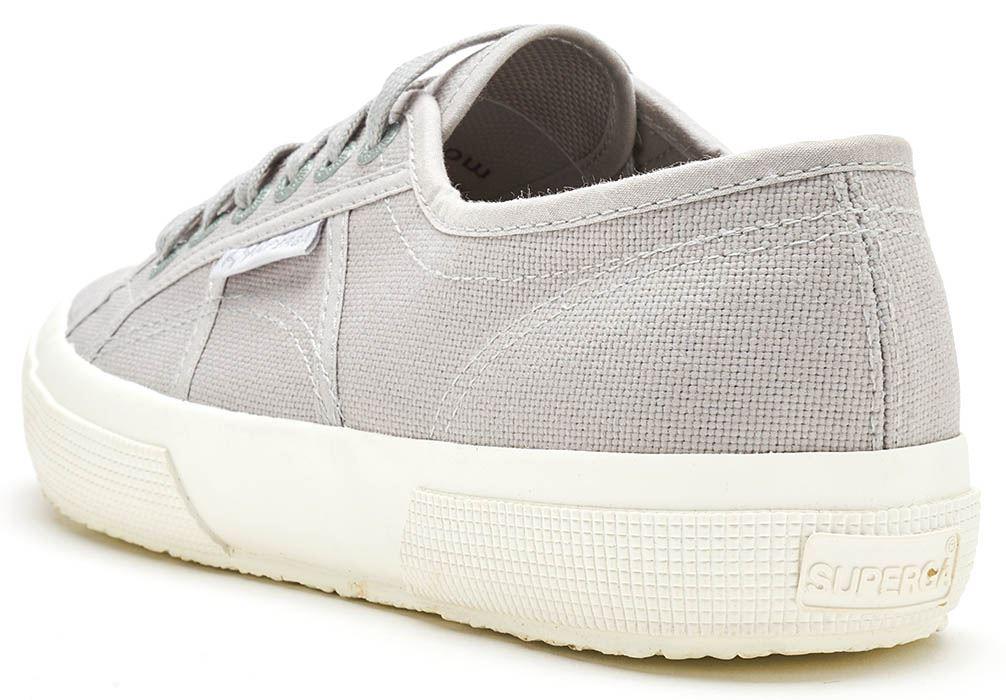 Superga-2750-Cotu-Classic-Tela-Scarpe-in-Bianco-Talpa-Nero-Grigio-Blu-e-Verde miniatura 28
