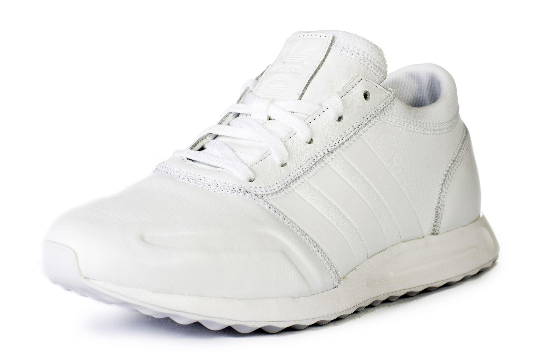 Adidas Los Angeles All White