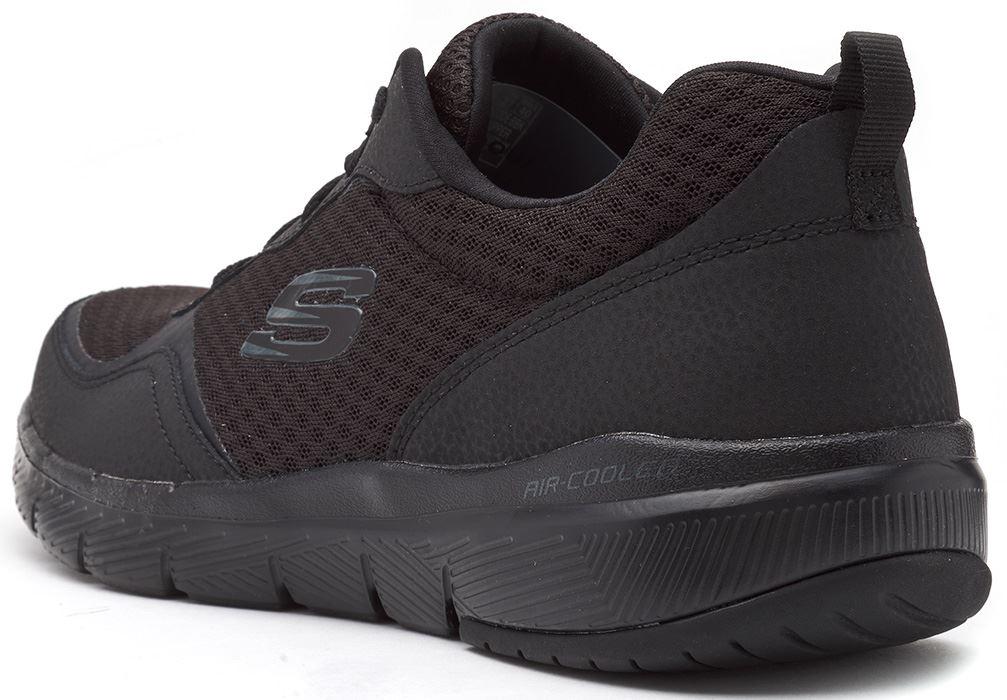 Skechers-FLEX-ADVANTAGE-3-0-con-Cordones-Fitness-Correr-Entrenadores-de-espuma-de-memoria miniatura 4
