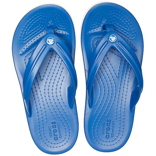 Crocs-Crocband-Kids-Ankle-Strap-Flip-Flops-Pool-Beach-Relaxed-Fit-Summer-Sandals thumbnail 19