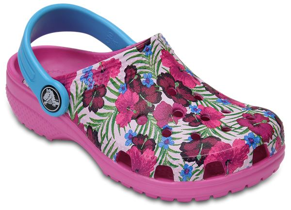 Crocs-Classic-Kids-Roomy-Fit-Clogs-Shoes-Sandals-in-All-Sizes-204536 thumbnail 38