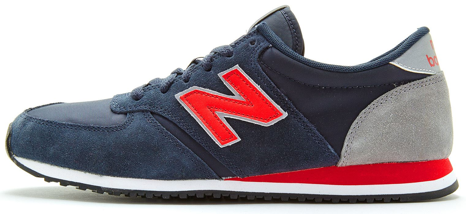 new balance vintage trainers