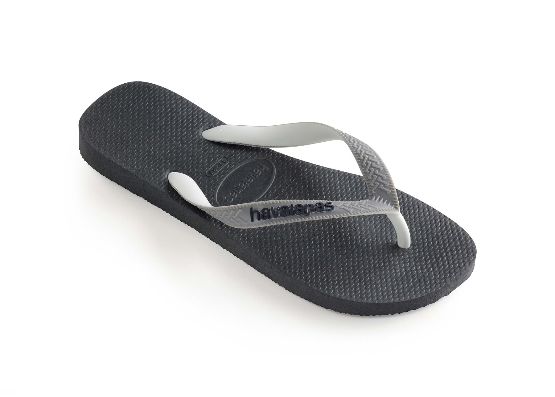93c5837f2 Havaianas Top Mix Flip Flops Summer Beach Pool Sandals in Grey