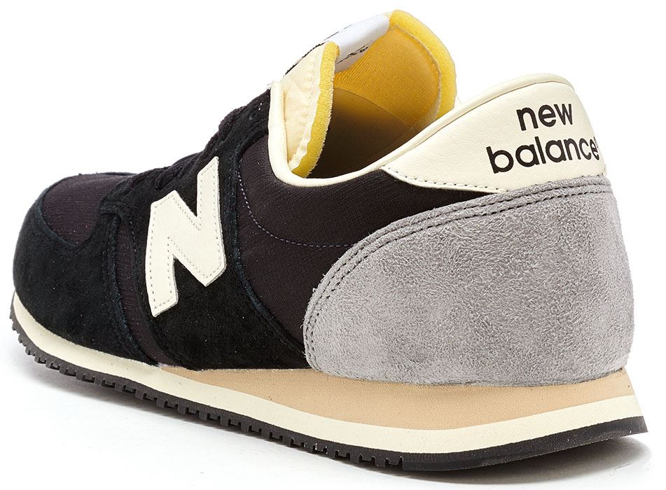 new balance 420 trainers in beige