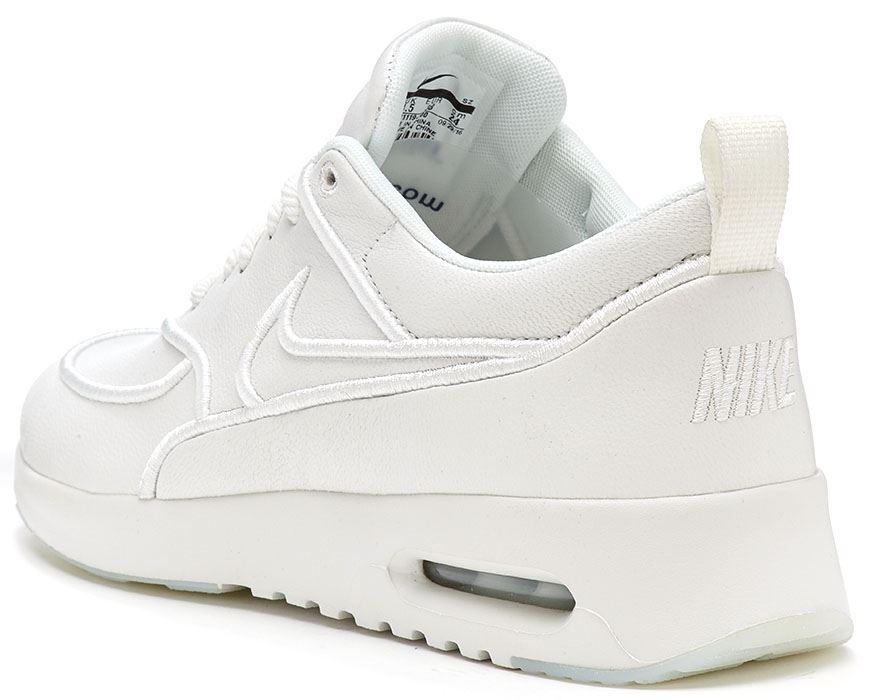 sale retailer ed508 8748e Femmes Nike Air Max Thea Ultra formateurs en sommet de teinte blanc   bleu  881119 100. Description Nike Air Max Thea le nouvel hybride de la gamme Air  Max.