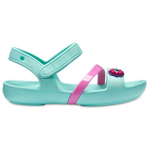 crocs-infantil-Lina-Sandalias-Relajado-ajuste-en-Ancho-gama-de-colores-204030